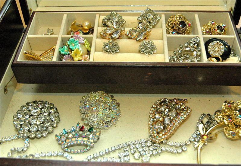 Grandmas Costume Jewelry