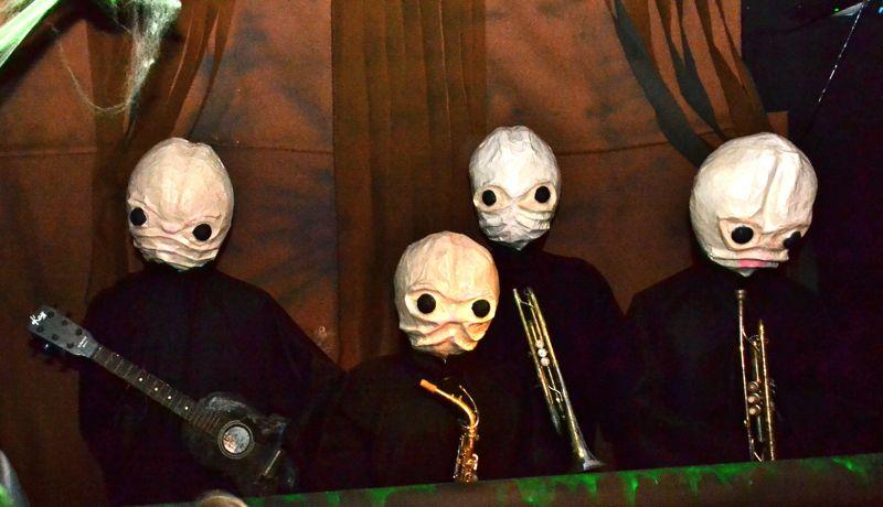 Bar Scene From Stars Wars