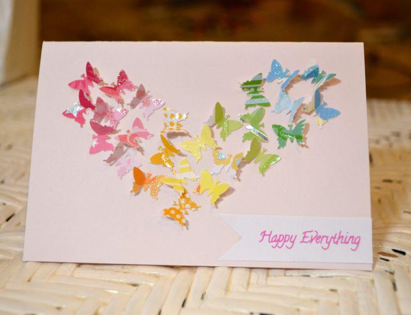 Cardbutterflies