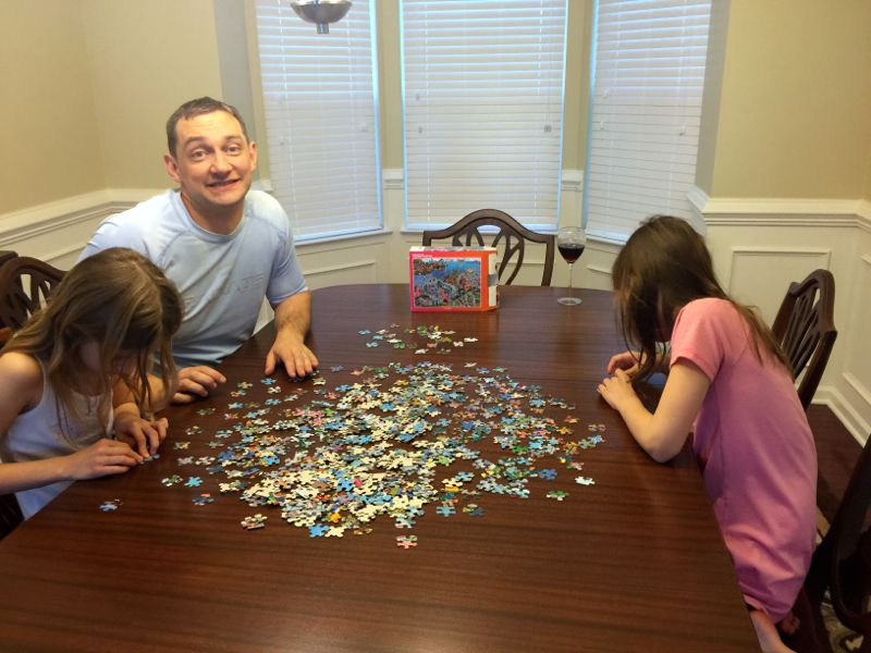 Daddypuzzle