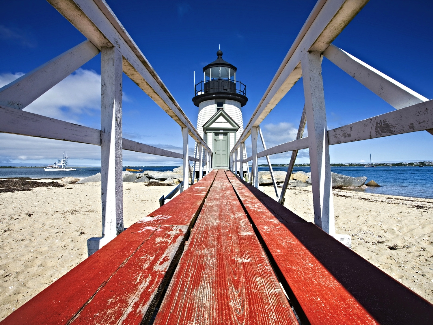 Hitting The Nantucket Pause Button